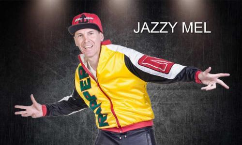 Jazzy Mel, Shows, Recitales y Eventos